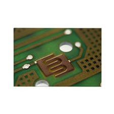 Circuit board Rectangle Magnet