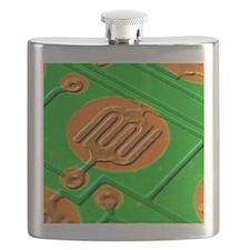 Circuit board, SEM Flask