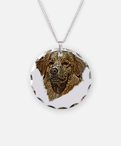 toller face2 Necklace