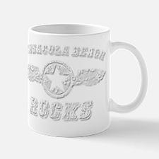 PENSACOLA BEACH ROCKS Mug