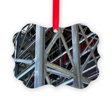 Steel Beams Ornament
