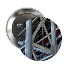 """Steel Beams 2.25"""" Button"""