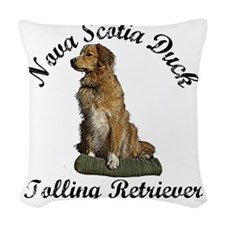 toller Woven Throw Pillow