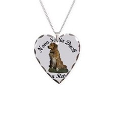 toller Necklace Heart Charm