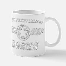GILLIAN SETTLEMENT ROCKS Mug