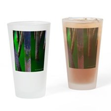 Water Logged Drinking Glass