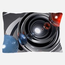 Abstract Camera Lens Pillow Case