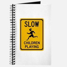 Slow, Children Playing - USA Journal