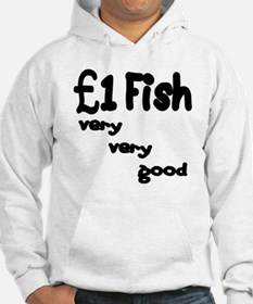 one pound fish Jumper Hoody