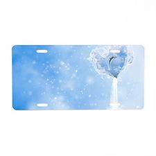 thoto_laptop_skin Aluminum License Plate