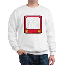 Etch a nice day Smiley Jumper