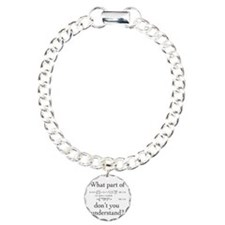 What Part of... Bracelet