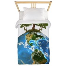 Protect Our Nature Twin Duvet