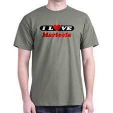 I Love Maricela T-Shirt