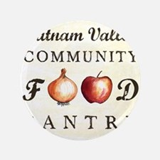 "Putnam Valley Community Food Pantry Lo 3.5"" Button"