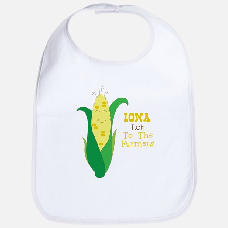 Iown Lot To The Farmers Bib