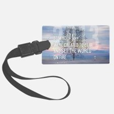 2013 January Calendar Quotes + A Luggage Tag
