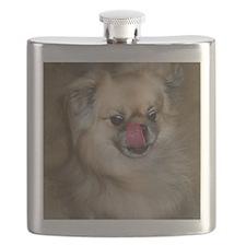 Tibbie Tricks Flask
