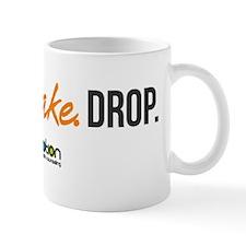 Move. Shake. Drop. Mug