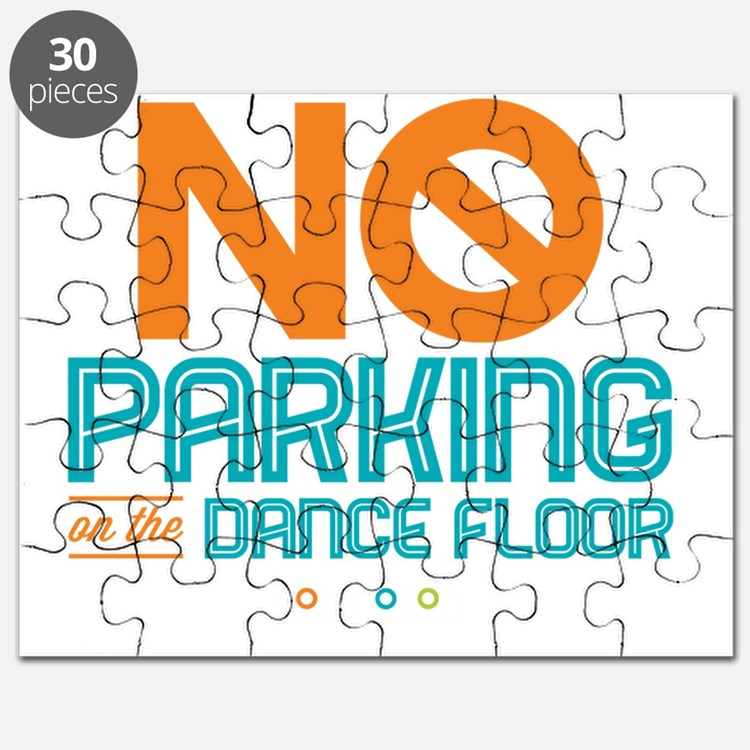 No Parking on the Dance Floor Puzzle