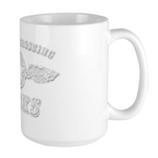 HANGMAN CROSSING ROCKS Mug