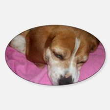 Dog Nap! Decal