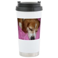 Dog Nap! Travel Coffee Mug