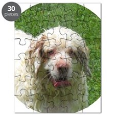 Clumber Spaniel Charm Puzzle