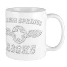 HARBOR SPRINGS ROCKS Small Mug