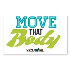 Move That Body! Decal