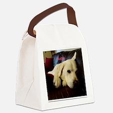 buddy Canvas Lunch Bag
