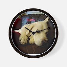 buddy Wall Clock