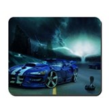 Dodge viper Mouse Pads