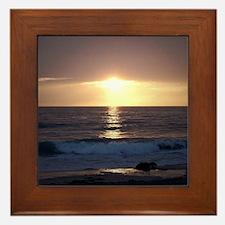 Thinking of You Framed Tile