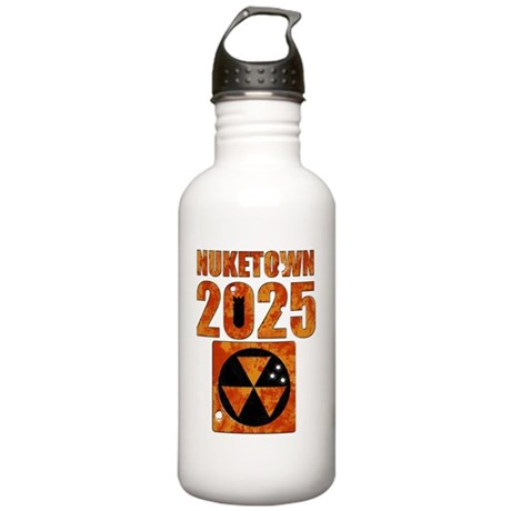 Nuketown 2025 Stainless Water Bottle 1.0L