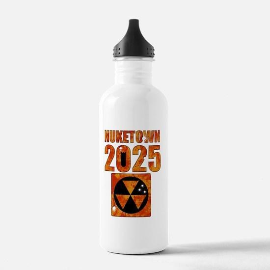 Nuketown 2025 Water Bottle