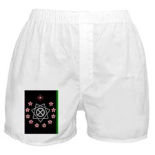 the Flag of the Nation Of Thelema Boxer Shorts