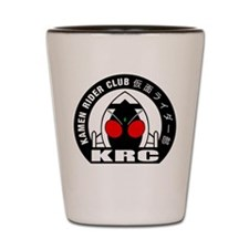 Kamen Rider Club BK Shot Glass