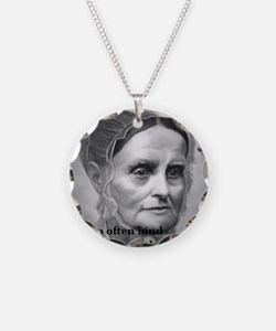Lucretia Mott Necklace