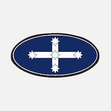 Eureka Flag Of Australia Patches