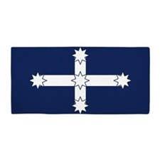 Eureka Flag Of Australia Beach Towel