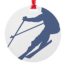 ski Ornament