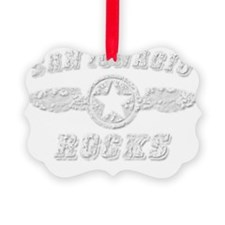 SAN IGNACIO ROCKS Ornament