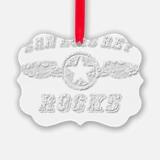SAN LUIS REY ROCKS Ornament