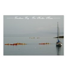 Bar Harbor Kayaks Postcards (Package of 8)
