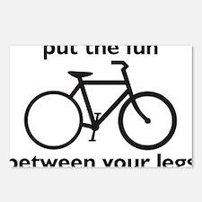 bike Postcards (Package of 8)
