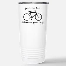 bikerectangle Travel Mug