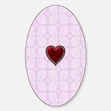 iPAD Sticker (Oval)