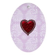 iPHONE3(a) Oval Ornament