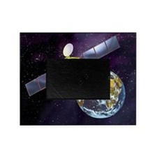 Communications satellite Picture Frame